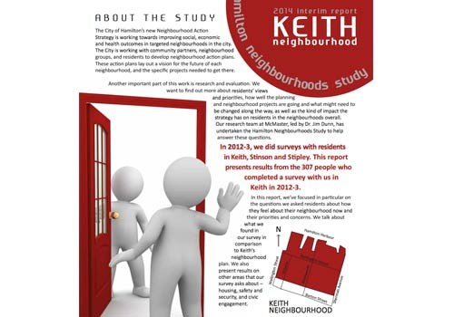 2014 Interim Report: Keith Neighbourhood