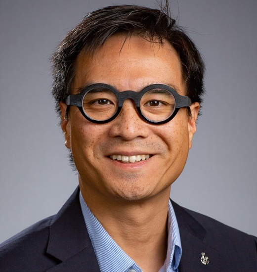 photo of Kevin Chan