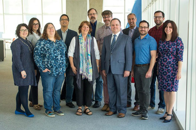 Group photo of the CPSA Board